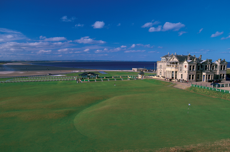 The old course experiece